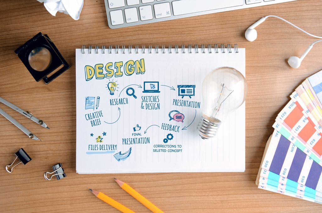 desktop-and-design-graphic-designer-process