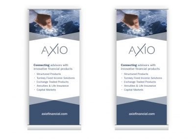 Trade Show Retractable Banner