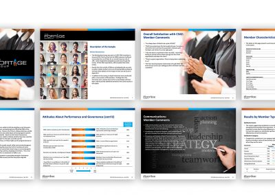Consultant PowerPoint Template and Master Slide Setup