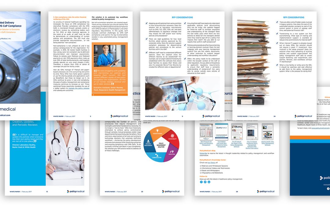 Healthcare White Paper Download