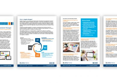 Health Care Product Sheets
